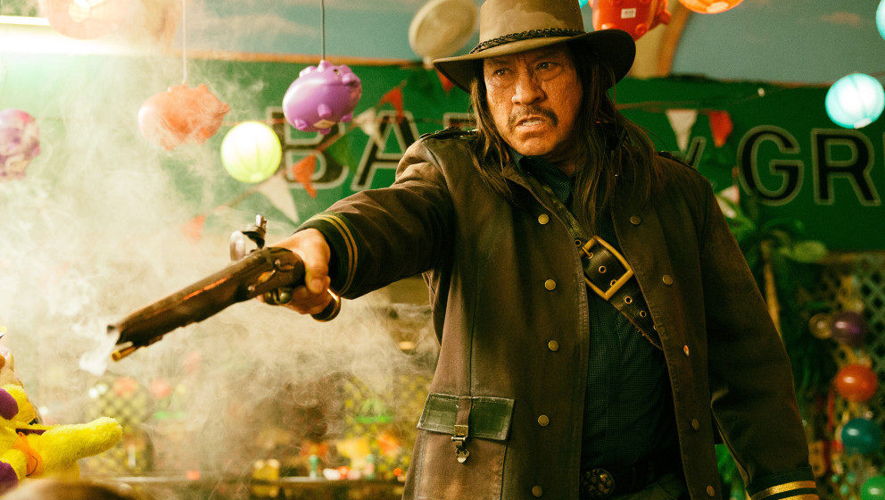 "From Dusk Till Dawn: The Series, for El Rey Network and Miramax®. Danny Trejo as ""The Regulator""."