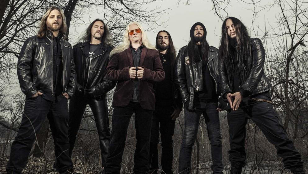 Joey Jordison mit seiner neuen Band Vimic