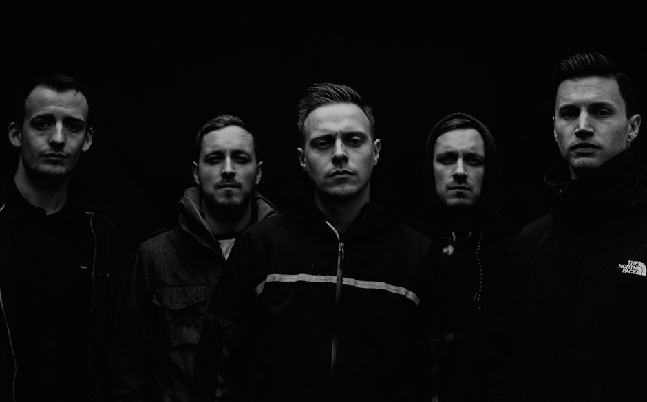 Architects mit dem verstorbenen Gitarristen Tom Searle.