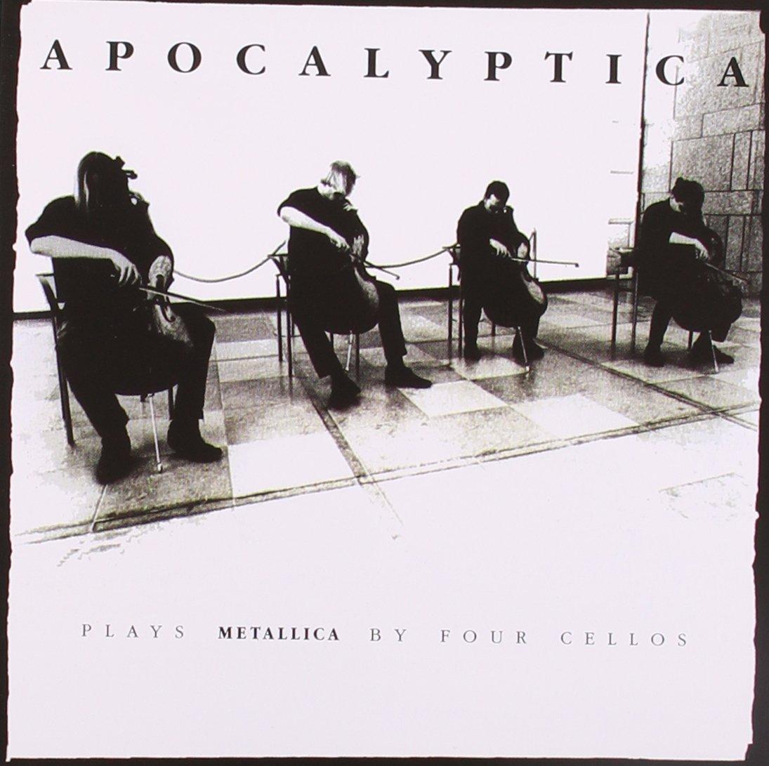 Apocalyptica PLAYS METALLICA BY FOUR CHELLOS 2