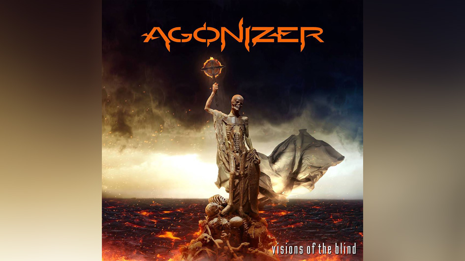 Agonizer VISIONS OF THE BLIND