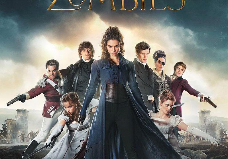 Pride + Prejudice + Zombies, so wie der Film im Original heißt