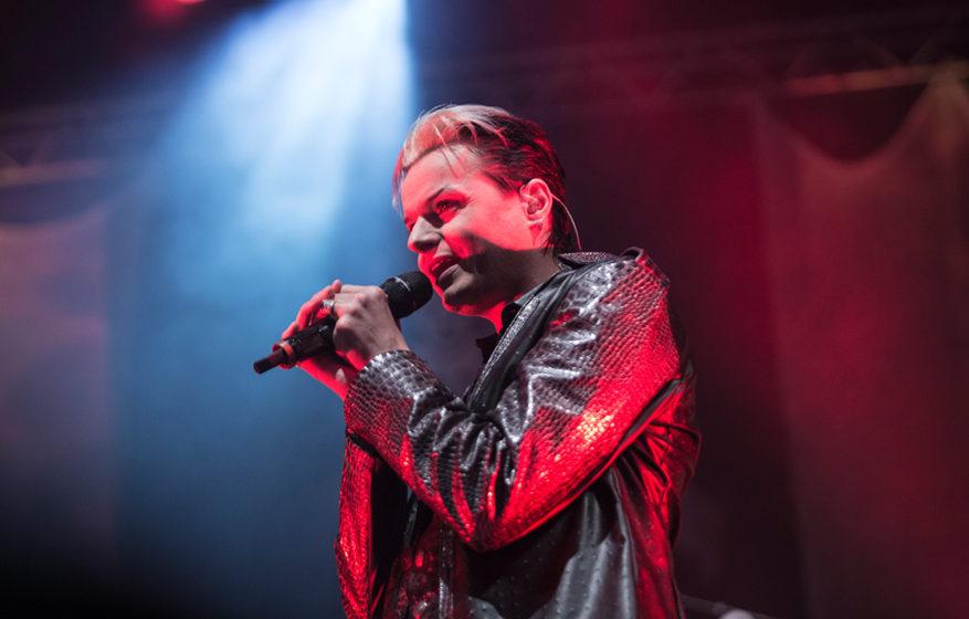 Lacrimosa auf dem WGT 2016.