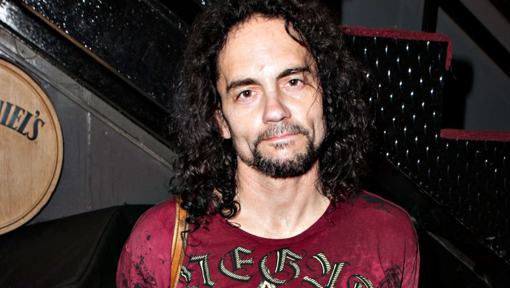 WEST HOLLYWOOD, CA - OCTOBER 17:  Nick Menza attends 95.5 KLOS And The Whisky a Go Go Present Rock Against MS All Star Benefi