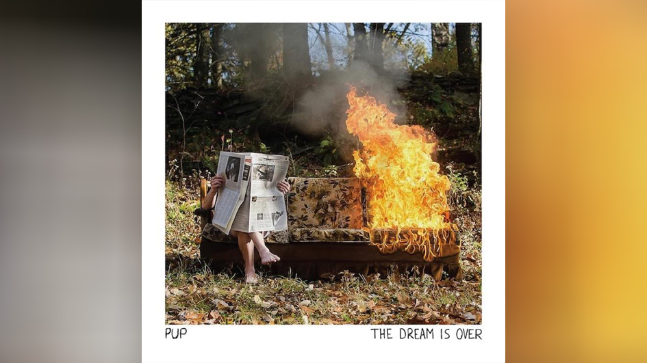 Pup THE DREAM IS OVER