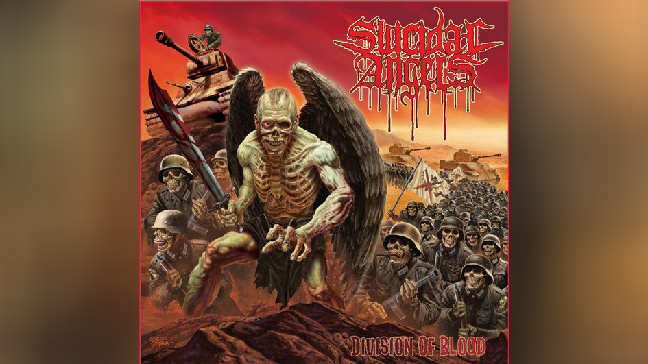 Suicidal Angels DIVISION OF BLOOD