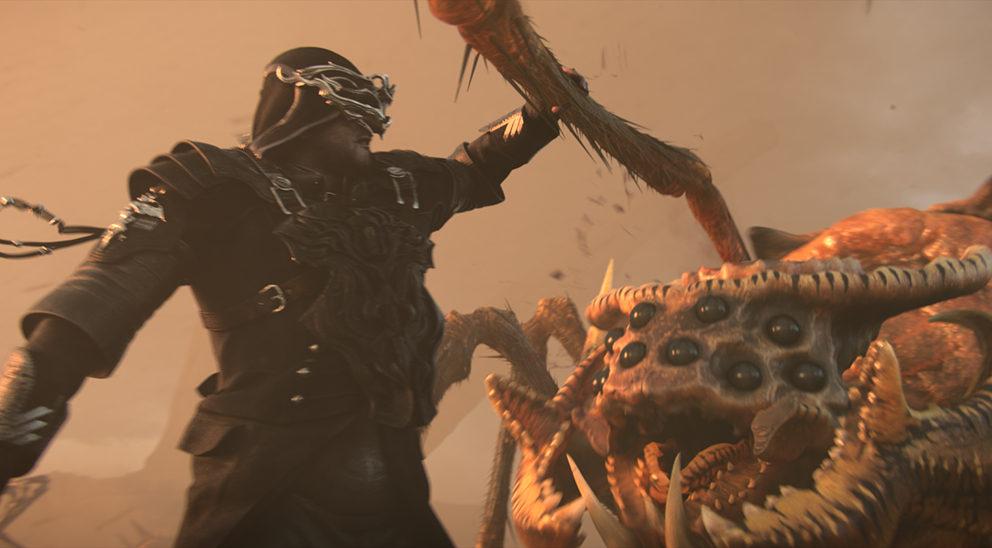 Screenshots aus dem spektakulären CGI-Spielfilm KINGSGLAIVE: FINAL FANTASY XV™