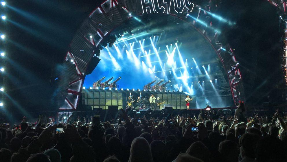AC/DC In Hamburg: 26.5.2016 im Volksparkstadion