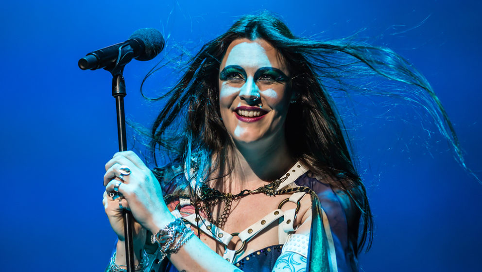 Nightwish-Frontfrau Floor Jansen