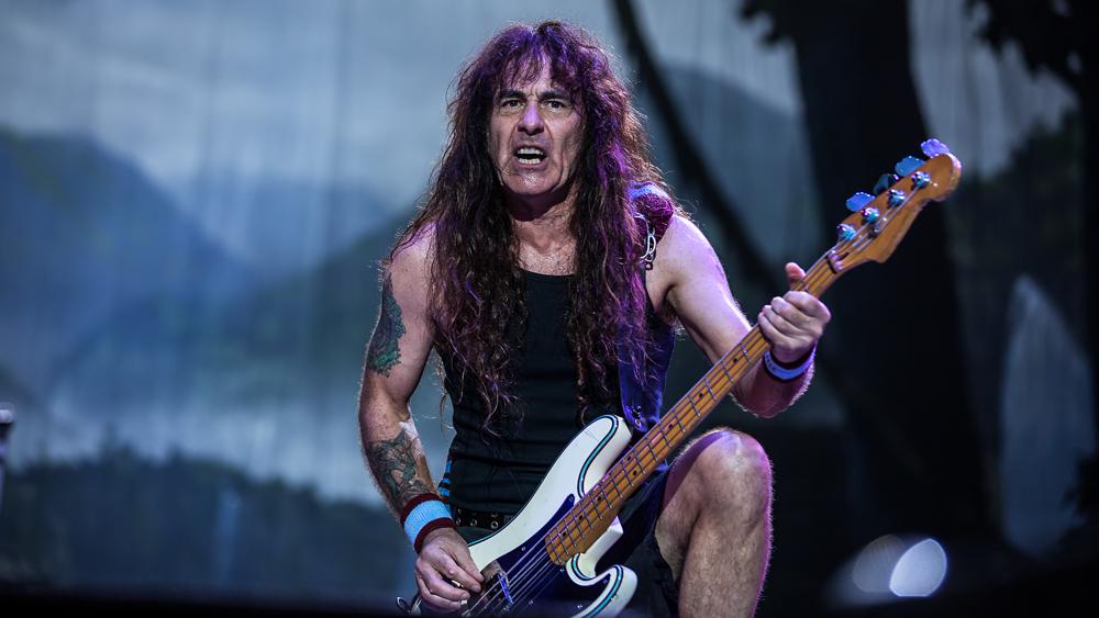 Iron Maiden: Fast komplette Urbesetzung für einen Abend...