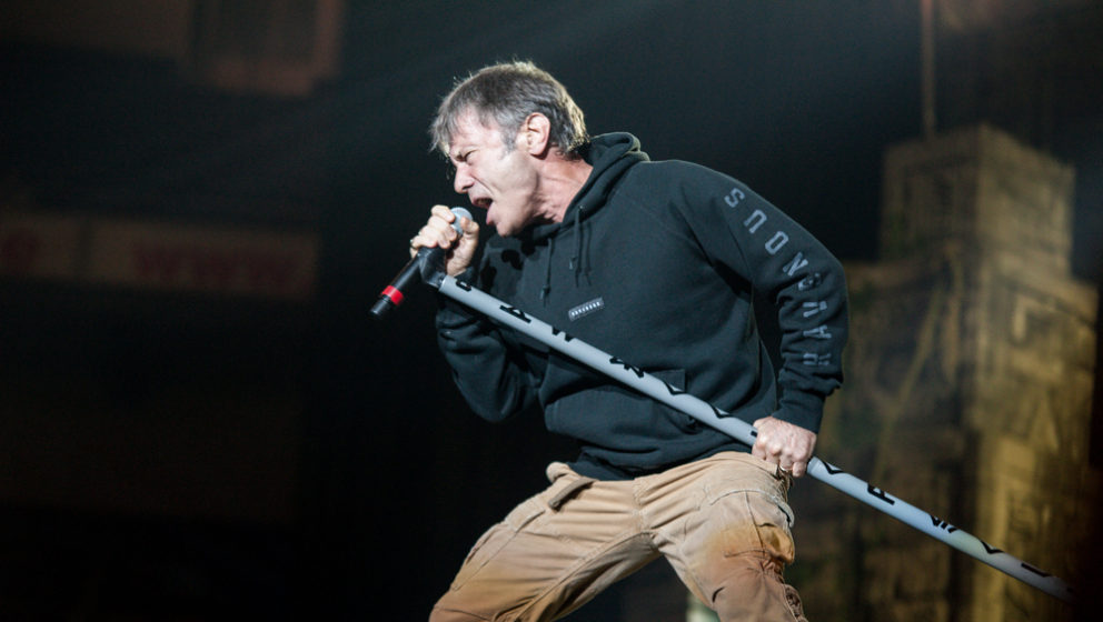 Iron Maiden, Rock im Revier 2016