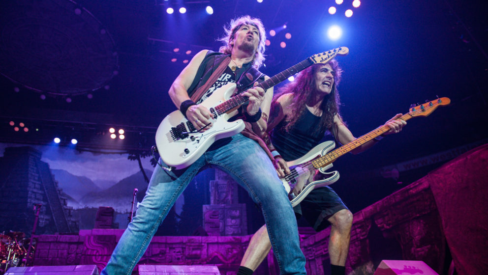 Iron Maiden, Rock im Revier 2016