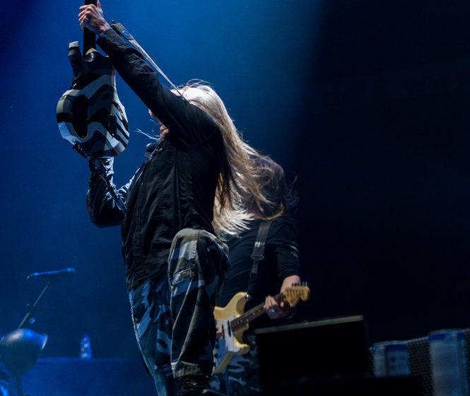 Sabaton, Rock im Revier 2016