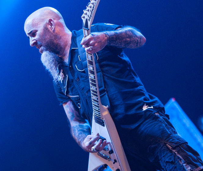 Anthrax, Rock im Revier 2016