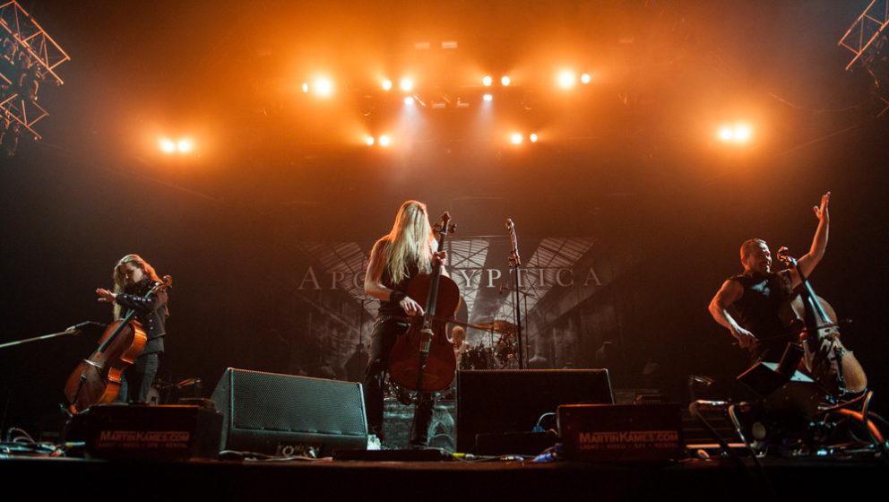Apocalyptica, Rock im Revier 2016