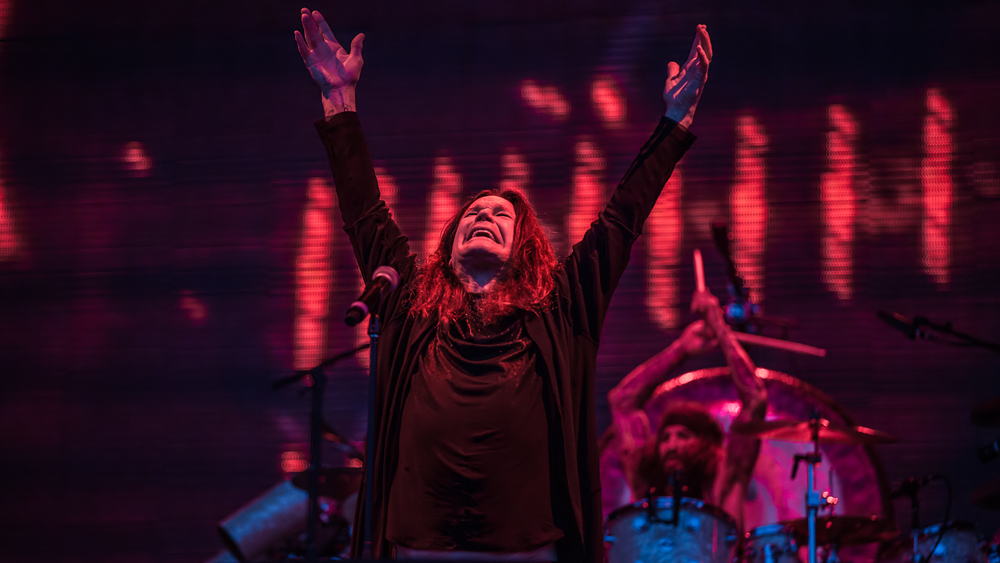 Black Sabbath am Rock im Park 2016 - 03.05.2016.