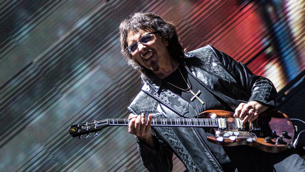 Tony Iommi 2016 bei Rock im Park
