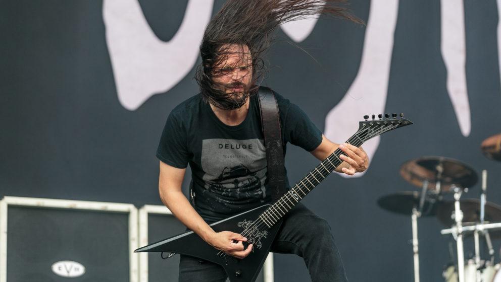 Gojira-Gitarrist Christian Andreu