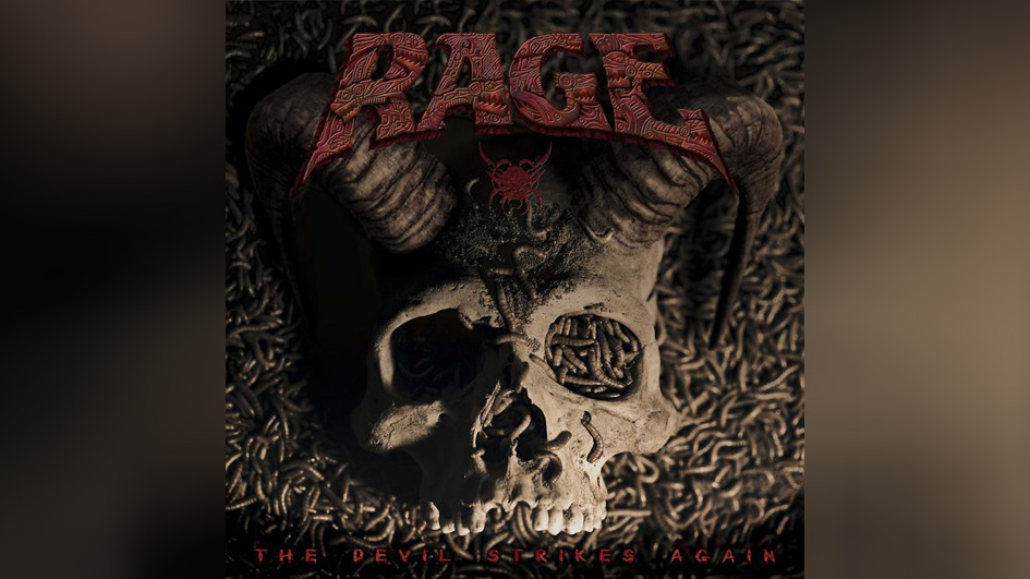 Rage THE DEVIL STRIKES AGAIN