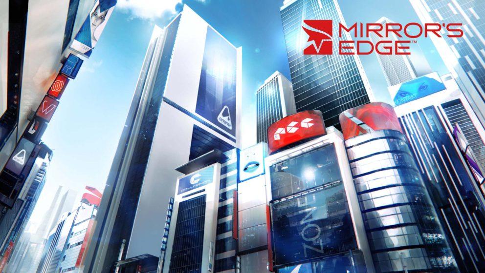 "Die Stadt in Mirror's Edge Catalyst heißt ""City Of Glass"""