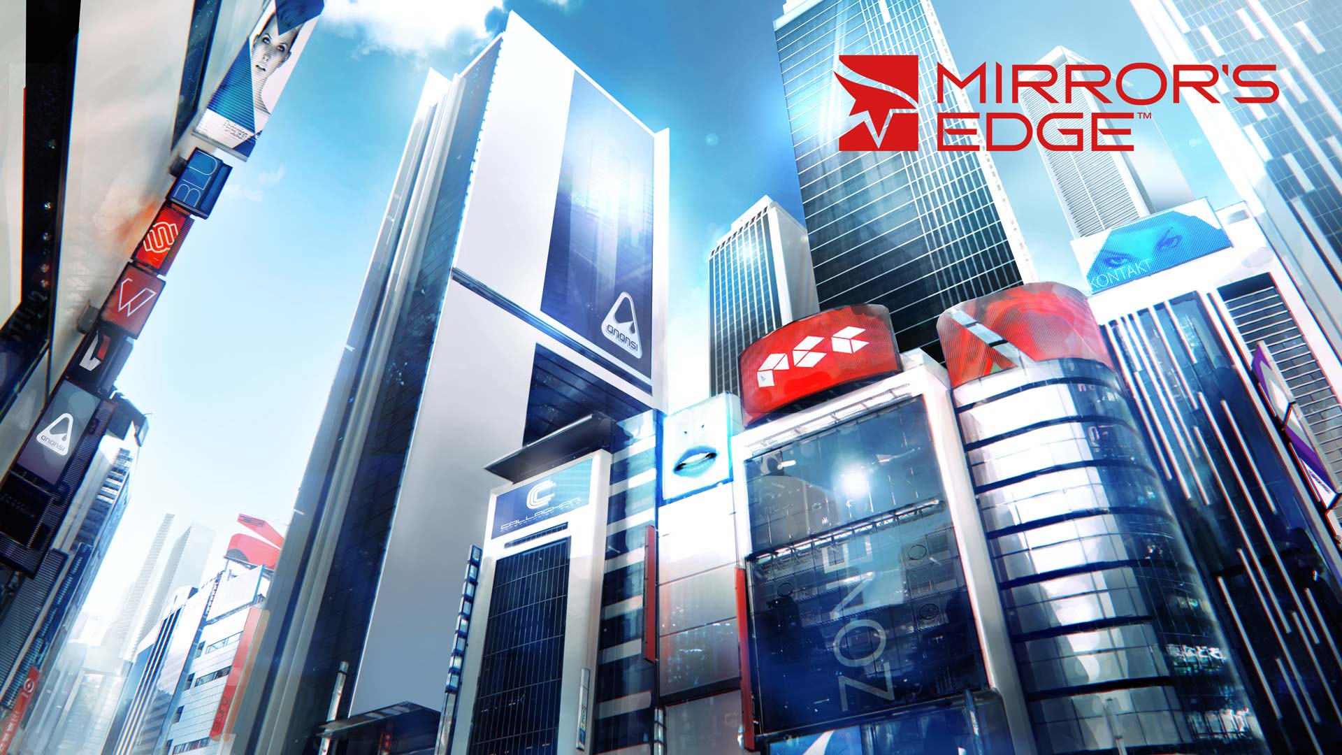 "Die Stadt in Mirror's Edge Catalyst heißt ""City Of Glass"""
