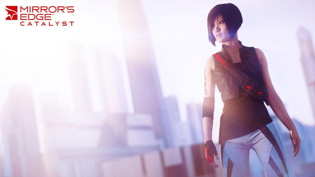 Auch im zweiten Teil ist Faith Connors wieder die Protagonistin des Spiels.
