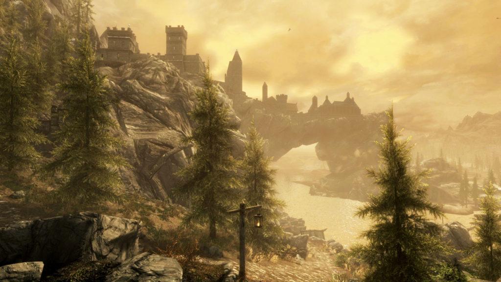 Die Special Edition von Skyrim enthält alle DLCs und bekommt eine verbesserte Grafik.