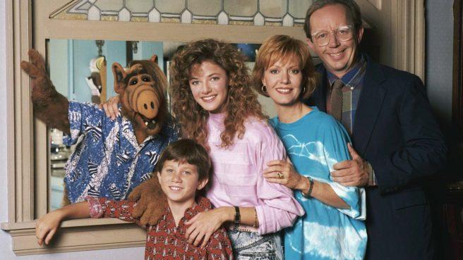 Alf und seine Wahl-Familie Tanner.