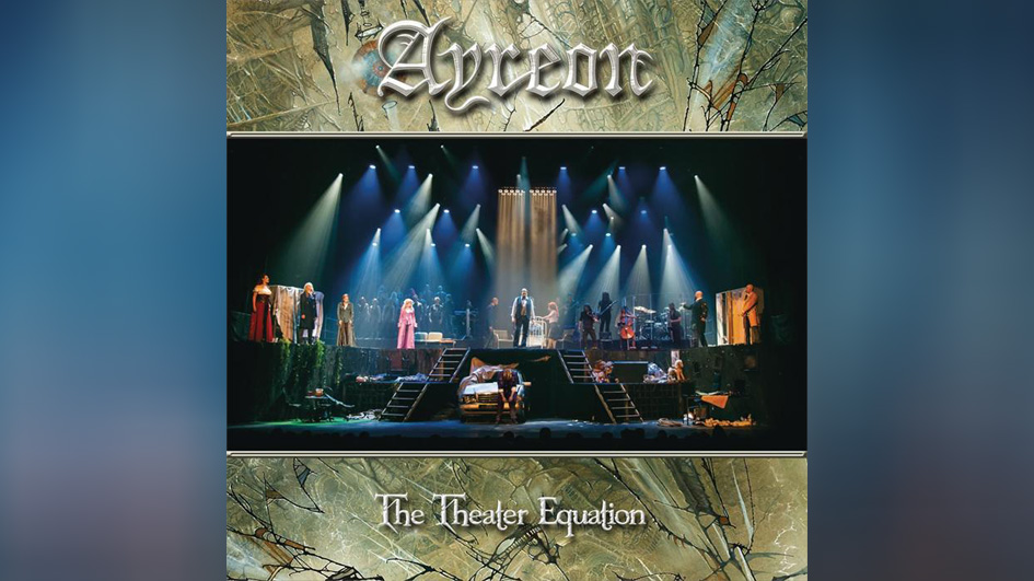 Ayreon THE THEATRE EQUATION