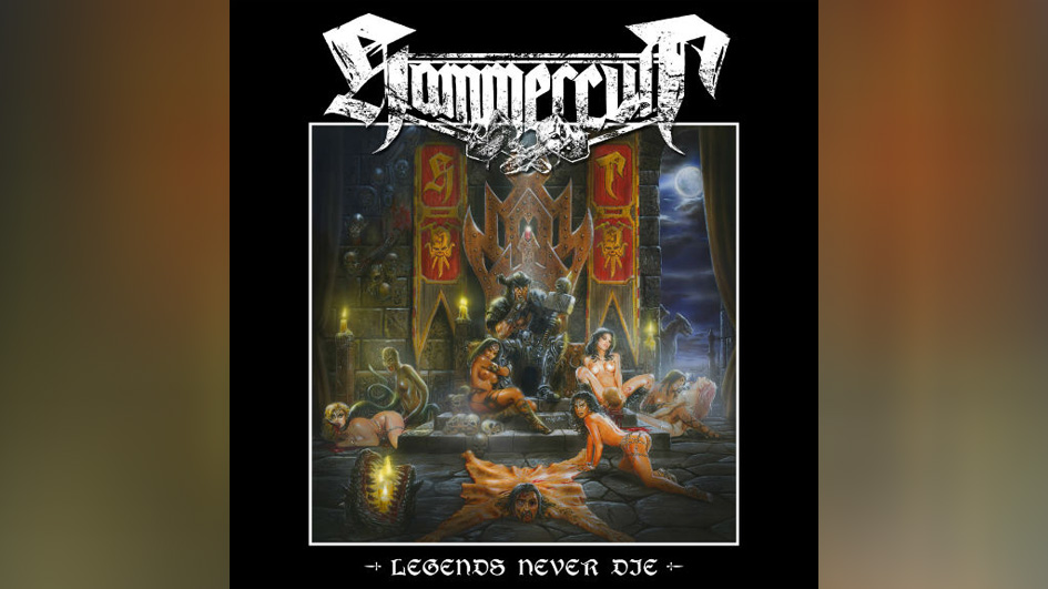 Hammercult LEGENDS NEVER DIE