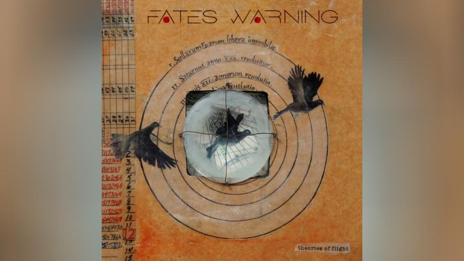 Fates Warning THEORIES OF FLIGHT