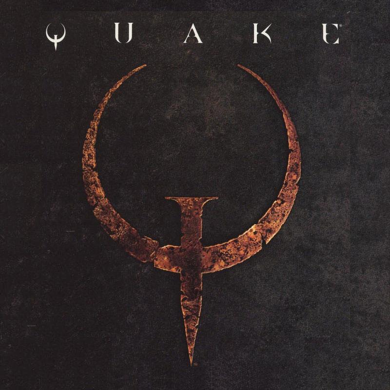 Quake: Das Logo ist längst Kult!