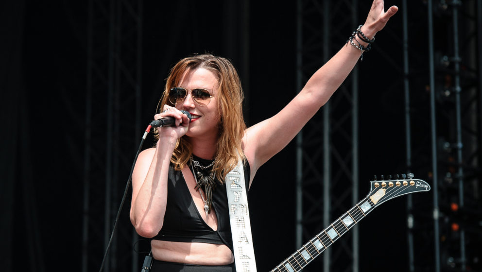 Halestorm @ Sweden Rock 2016