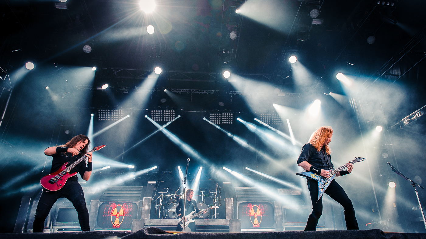 Megadeth @ Sweden Rock 2016