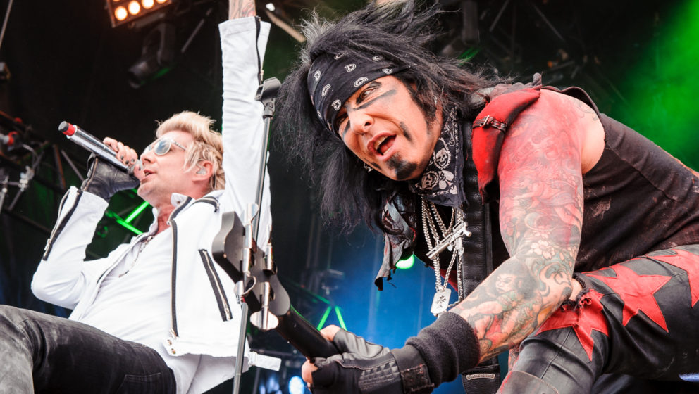 Sixx:A.M. @Sweden Rock 2016