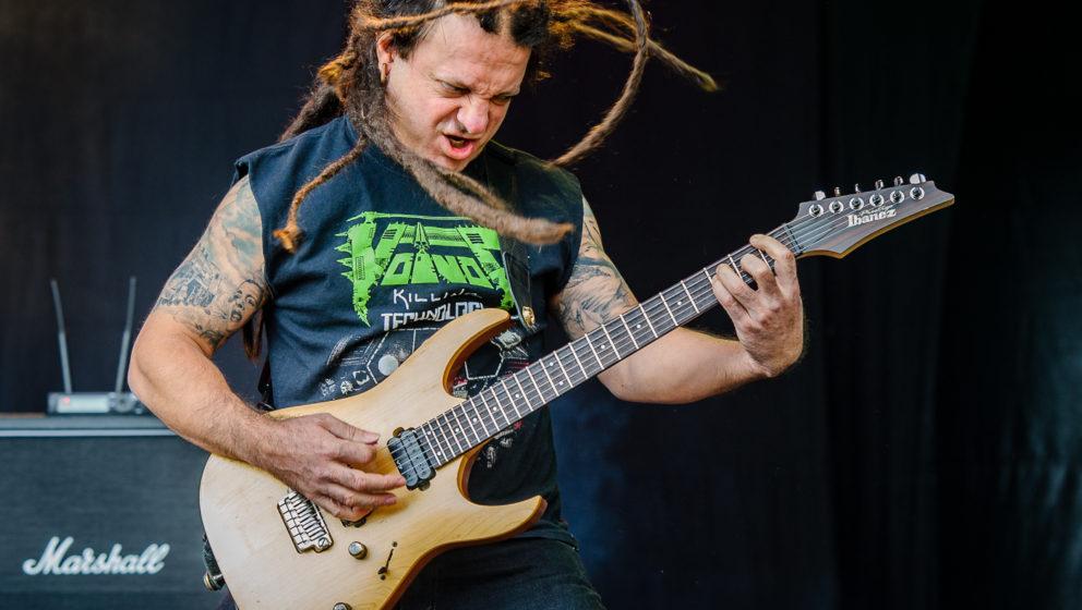 Death DTA @ Sweden Rock 2016
