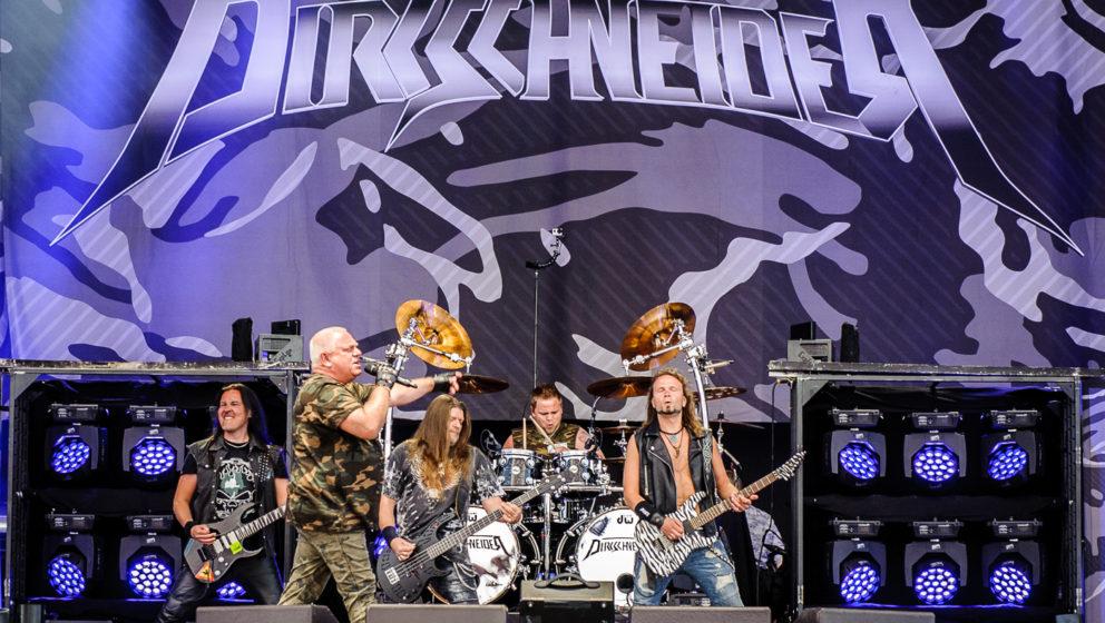 Dirkschneider @ Sweden Rock 2016