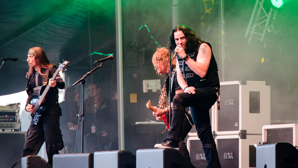 Gamma Ray @ Sweden Rock 2016