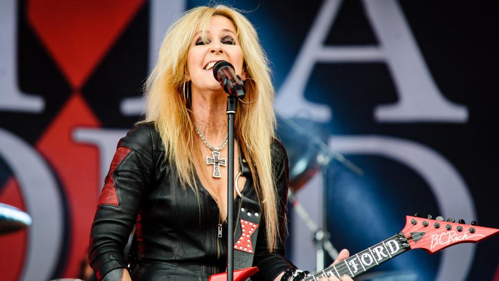 Lita Ford @ Sweden Rock 2016