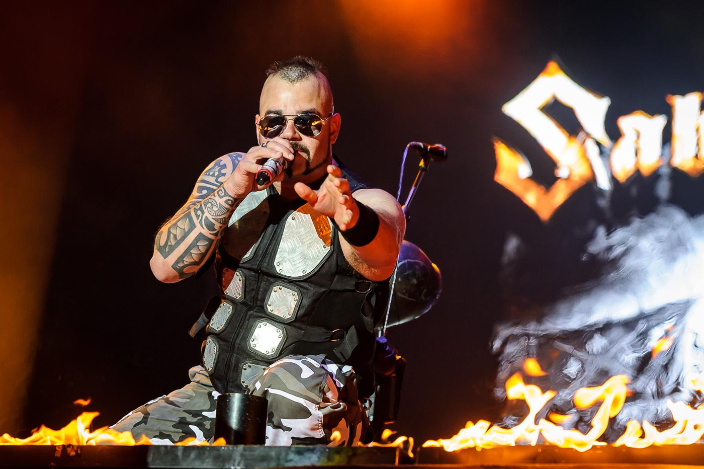 Sabaton @ Sweden Rock 2016