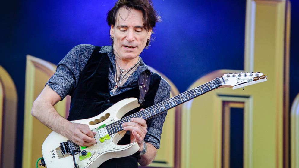 Steve Vai @ Sweden Rock 2016