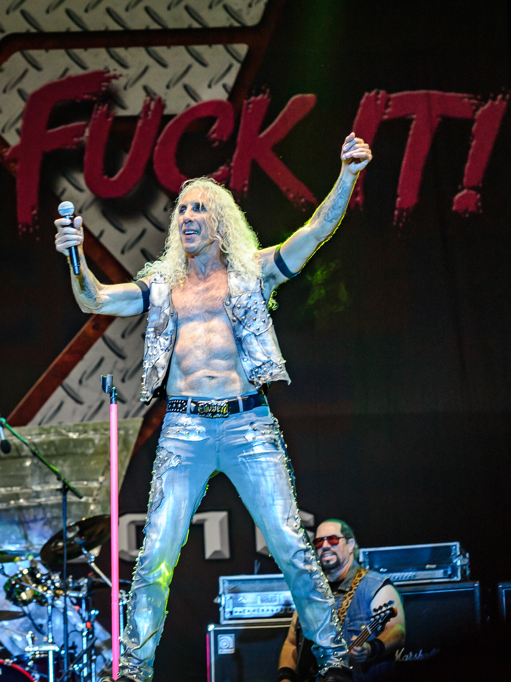 Twisted Sister @ Sweden Rock 2016