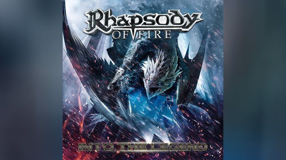 Rhapsody Of Fire INTO THE LEGEND