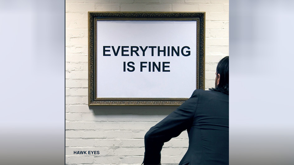 Hawk Eyes EVERYTHING IS FINE