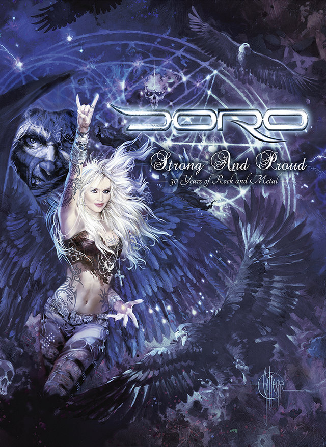 Doro STRONG AND PROUD – 30 Years Of Rock And Metal