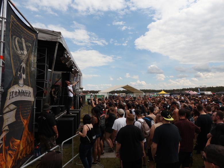 Metal Hammer Stage