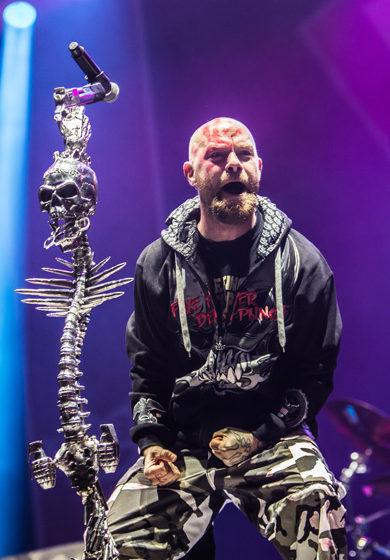 Five Finger Death Punch @ WFF2016