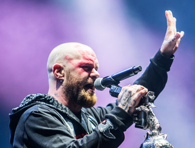 Five Finger Death Punch @ WFF2016