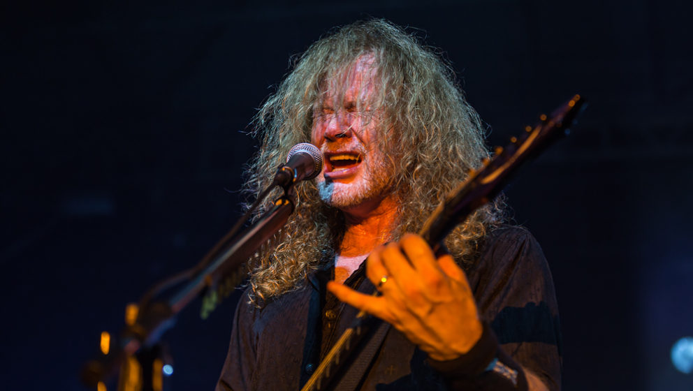 Megadeth-Frontmann Dave Mustaine
