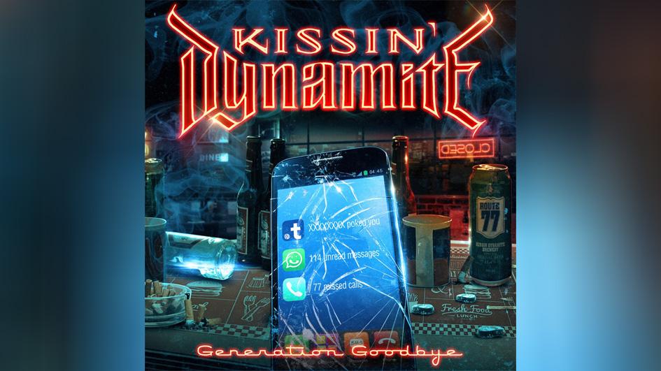 Kissin' Dynamite GENERATION GOODBYE